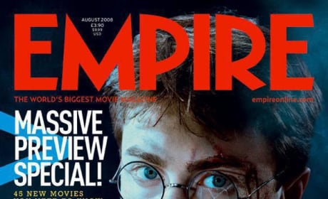 Daniel Radcliffe, Empire Magazine