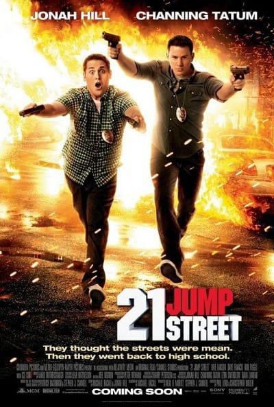 21 Jump Street Poster 2