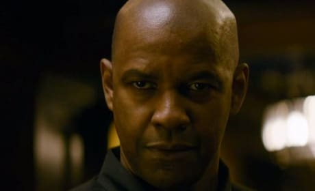 Denzel Washington The Equalizer Still Photo