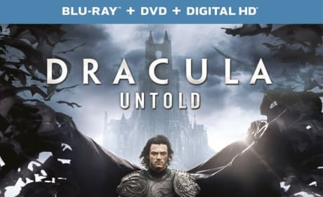 Dracula Untold DVD Review: Luke Evans Has Fun With Fangs!