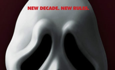 Official Scream 4 Teaser Poster Released!
