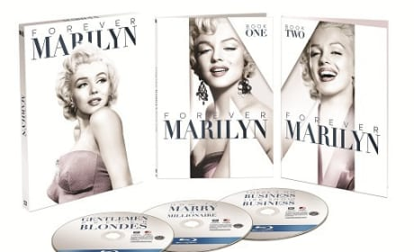 Forever Marilyn Blu-Ray Review: 7 Films Scratch Monroe Itch