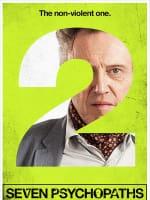 Christopher Walken Seven Psychopaths Character Poster
