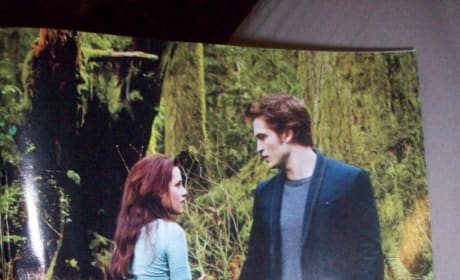 Robert Pattinson Exposed in New Moon!