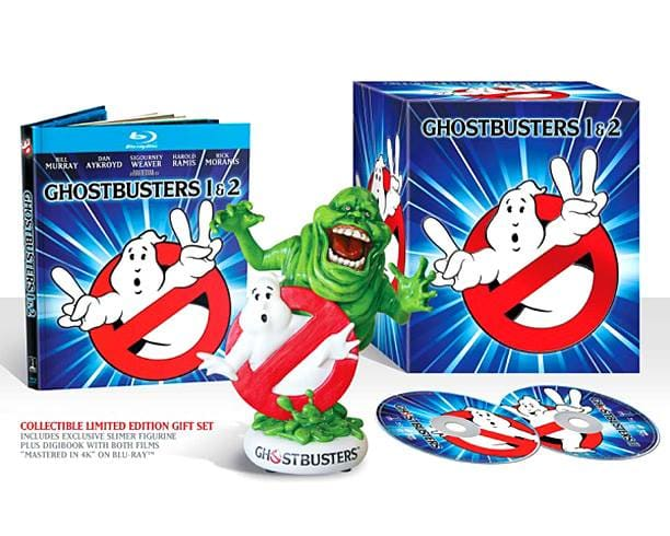 Ghostbusters 30th Anniversary Blu-RAy