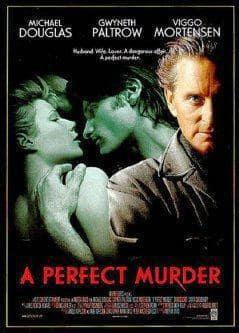 A Perfect Murder Photo
