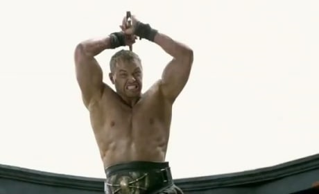 Kellan Lutz Hercules: The Legend Begins