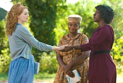 The Help stars Emma Stone