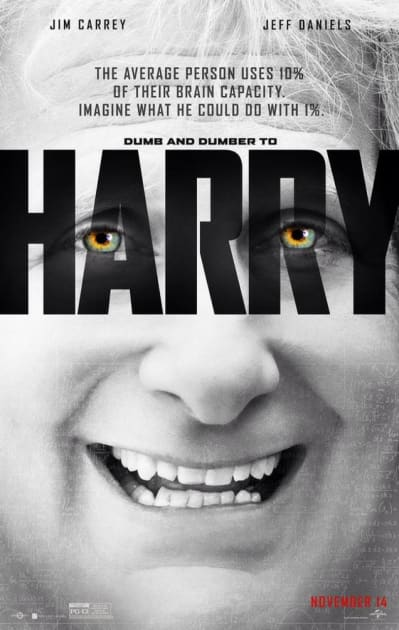 Harry As Lucy? Hardly!`