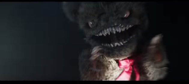 Krampus Trailer The Grinch Meets Christmas Vacation