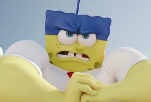 SpongeBob Movie Photo