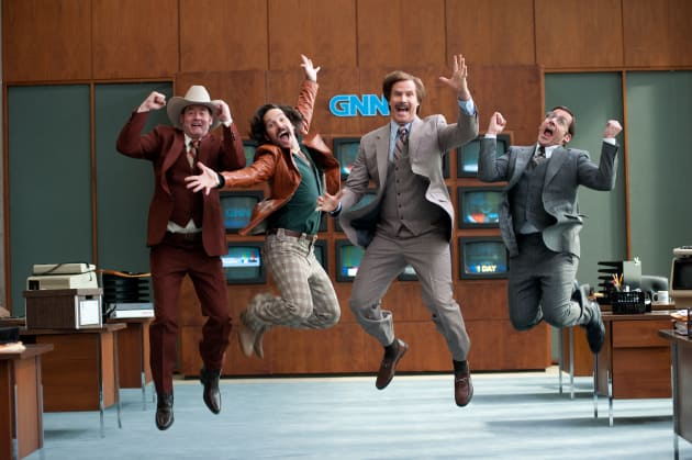 Anchorman 2 Cast Photo