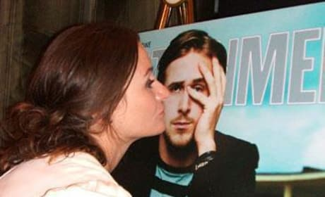Emily Mortimer Lays One on Ryan Gosling