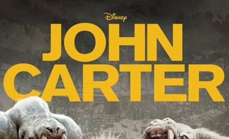 John Carter IMAX Poster: Watch Out for the White Apes!