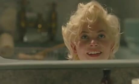 My Week with Marilyn: Two New Michelle Williams Clips Sizzle