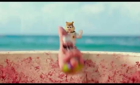 The SpongeBob Movie Sponge Out of Water Trailer: Making Waves!