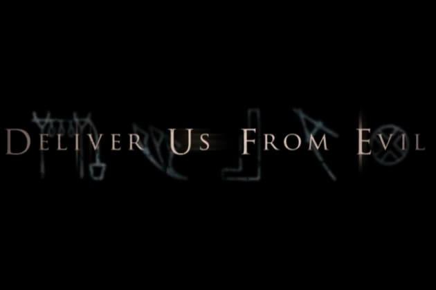 Deliver Us From Evil Banner