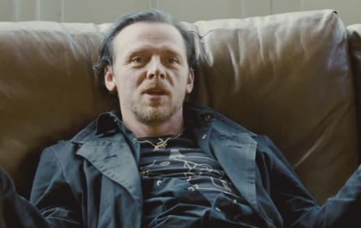Simon Pegg Stars in The World's End