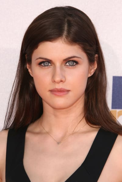 Percy Jackson and the Olympians Actress Alexandra Daddario