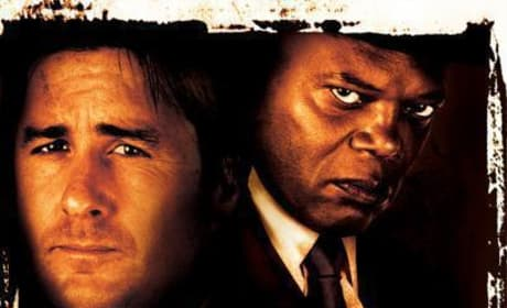 Samuel L. Jackson and Luke Wilson in Meeting Evil