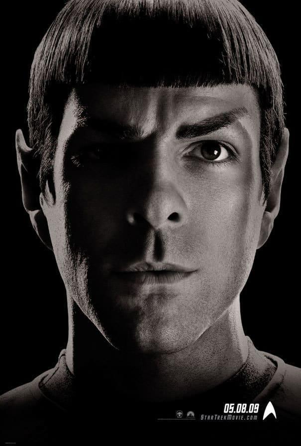 New Spock Poster