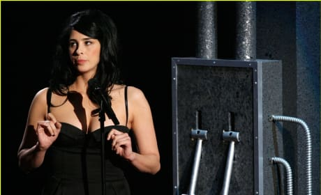 MTV Movie Awards Sarah Silverman