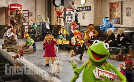 The Muppets...Again! Image