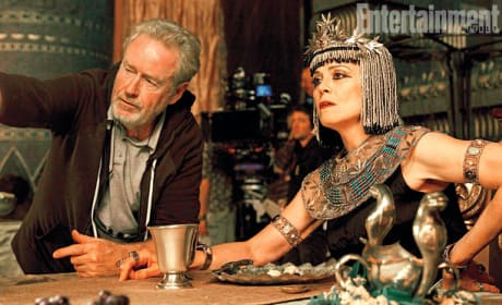 Exodus: Gods and Kings Ridley Scott Sigourney Weaver