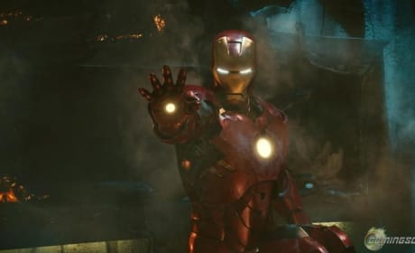 Marvel Releases More Iron Man 2 Photos