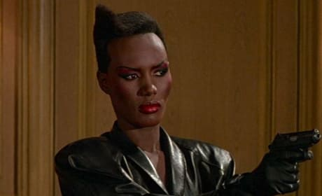 A View to a Kill Grace Jones