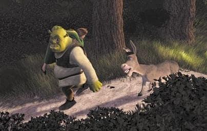 Shrek, Noble Steed