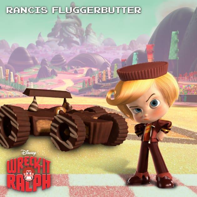 Rancis Fluggerbutter Wreck-It Ralph