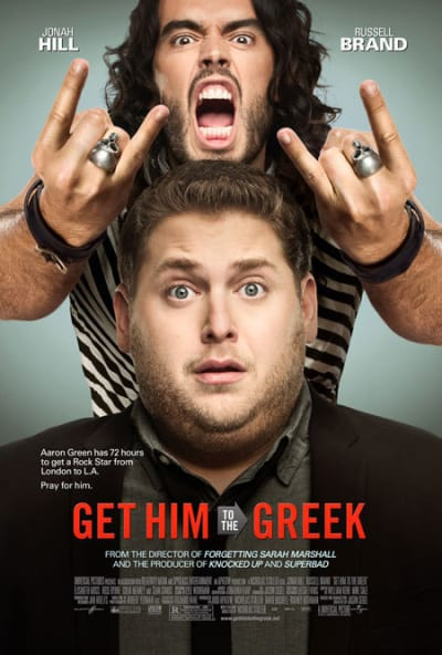 Get Him to the Greek poster