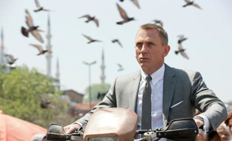"Bond 24 Screenwriter Teases Skyfall Follow-Up: ""You Ain't Seen Nothing Yet!"""