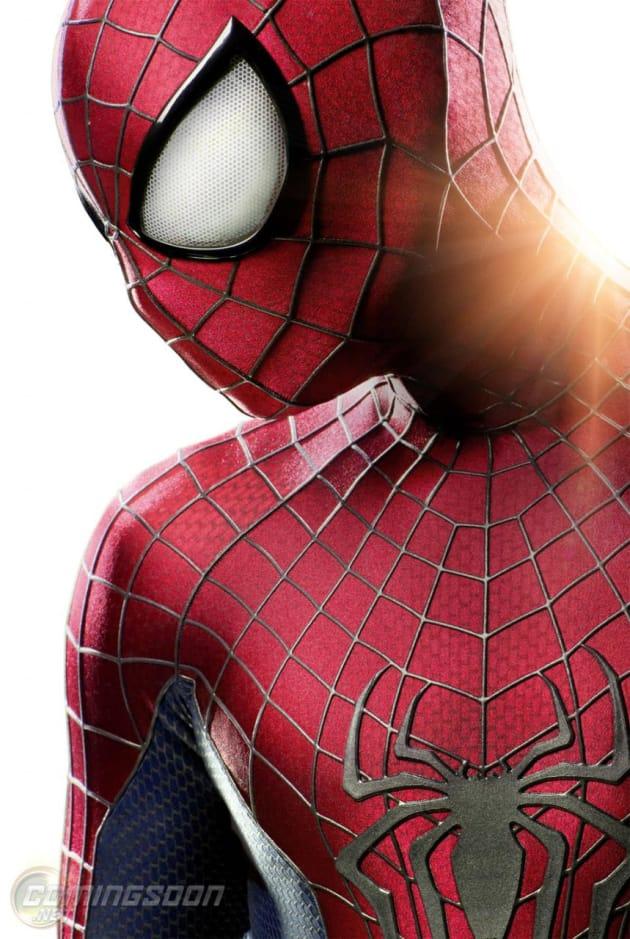 The Amazing Spider-Man 2 Suit