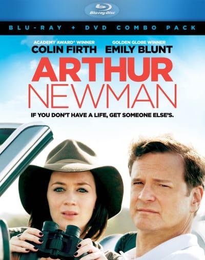 Arthur Newman DVD/Blu-Ray Pack