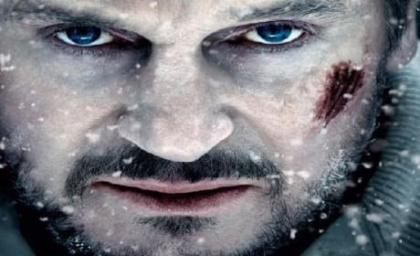 The Grey Debuts 90-Second Spot: Liam Neeson Battles for Survival