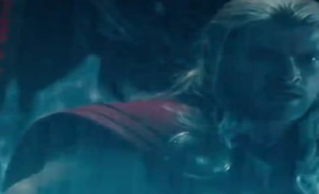 Thor The Dark World Clip: Thor & Loki Go for a Ride