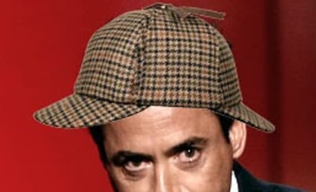 Robert Downey Jr. Dishes on New Sherlock Holmes Movie