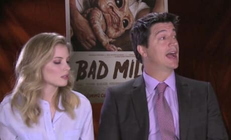 Bad Milo: Ken Marino & Gillian Jacobs Share Their Bad Milos