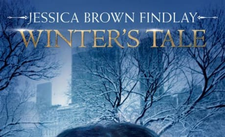 Winter's Tale Jessica Brown Findlay Poster