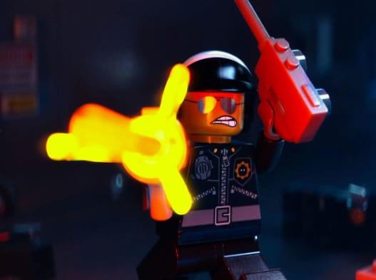 The LEGO Movie Liam Neeson