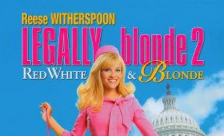 Legally Blonde 2: Red, White & Blonde Picture