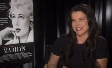 My Week with Marilyn Exclusive: Julia Ormond on Hollywood History