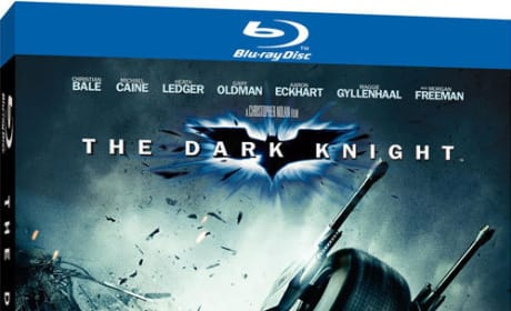 An Early Look at The Dark Knight on Blu-ray