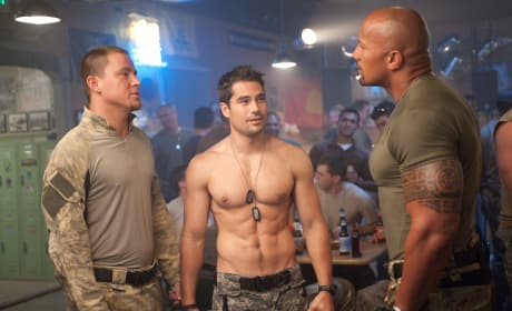G.I. Joe Retaliation Featurette: Channing Tatum's Love of the Joes
