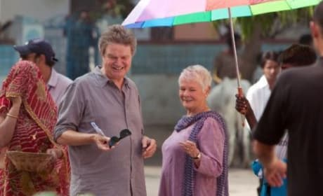 Best Exotic Marigold Hotel Exclusive: John Madden's Movie Magic