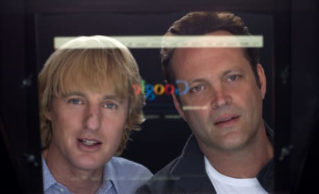 "The Internship: Shawn Levy Says Vince Vaughn & Owen Wilson ""Make Each Other Laugh"""