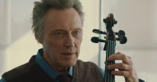 Christopher Walken A Late Quartet