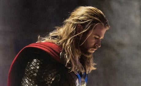 Thor The Dark World Star Chris Hemsworth